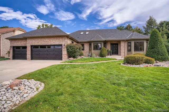 3806 Simms Court, Wheat Ridge, CO 80033 (#6443334) :: The Griffith Home Team