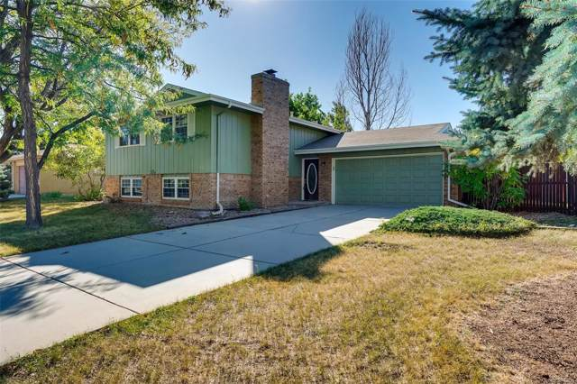 1728 E Geddes Circle, Centennial, CO 80122 (#6443425) :: The Galo Garrido Group