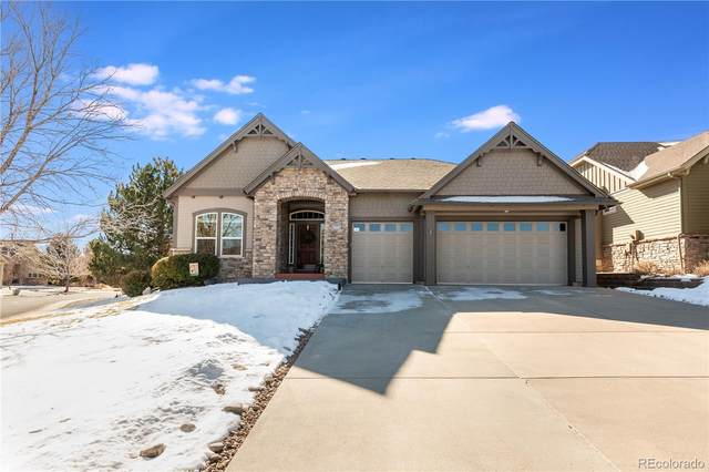 3018 Cliff View Court, Castle Rock, CO 80104 (#6443515) :: Berkshire Hathaway HomeServices Innovative Real Estate