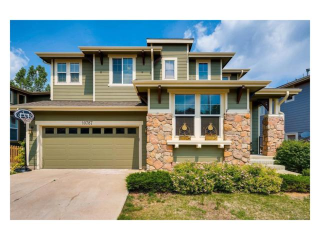 10787 Mountshire Circle, Highlands Ranch, CO 80126 (#6443849) :: The Dixon Group