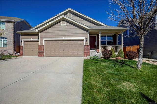 10780 W Weaver Drive, Littleton, CO 80127 (#6443970) :: Keller Williams Action Realty LLC