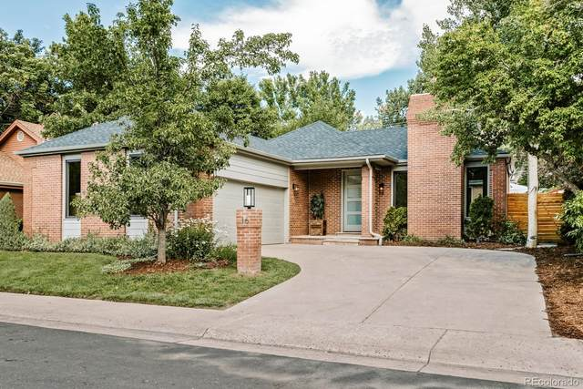 5401 E Dakota Avenue #16, Denver, CO 80246 (#6444883) :: milehimodern