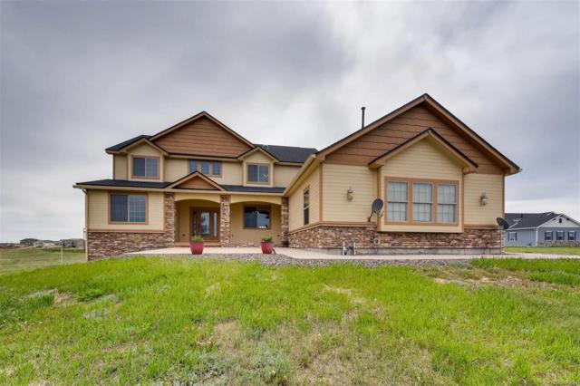 41970 Muirfield Loop, Elizabeth, CO 80107 (MLS #6444919) :: 8z Real Estate