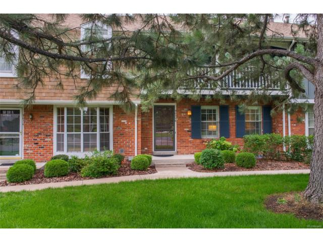 9030 E Cherry Creek South Drive C, Denver, CO 80231 (MLS #6445054) :: 8z Real Estate