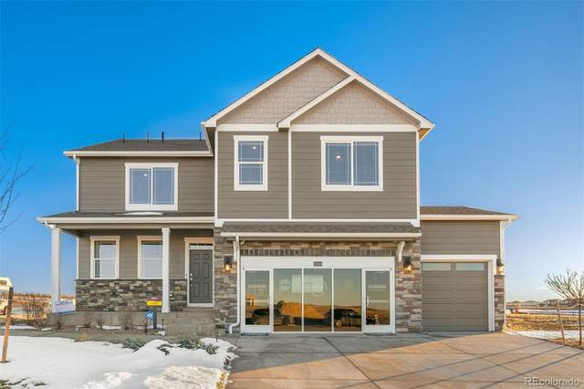 5804 Plains End Court, Castle Rock, CO 80104 (MLS #6445714) :: 8z Real Estate