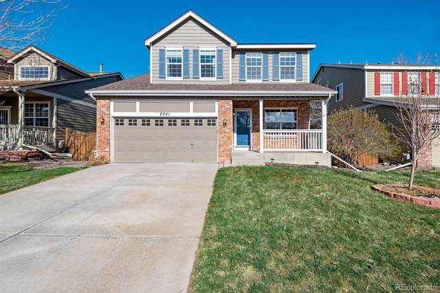 8941 Miners Place, Highlands Ranch, CO 80126 (MLS #6445748) :: 8z Real Estate