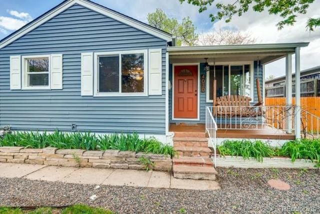 4030 Ames Street, Wheat Ridge, CO 80212 (#6445958) :: The Healey Group