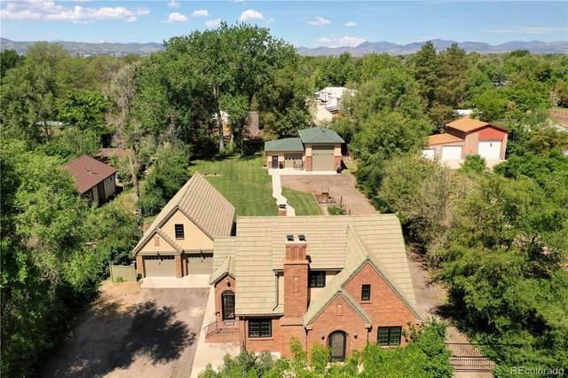 1265 Pierce Street, Lakewood, CO 80214 (#6445990) :: The Peak Properties Group