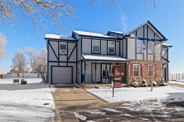 940 W 133rd Circle C, Westminster, CO 80234 (#6446188) :: Colorado Home Finder Realty