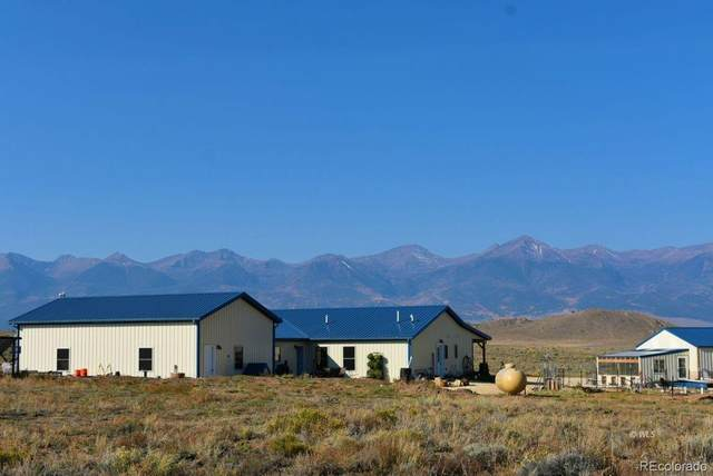 2222 County Road 241, Westcliffe, CO 81252 (#6446243) :: The DeGrood Team