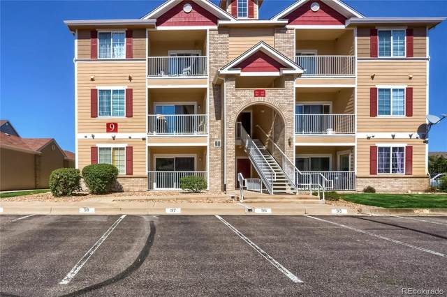15700 E Jamison Drive #9103, Englewood, CO 80112 (#6446613) :: The HomeSmiths Team - Keller Williams