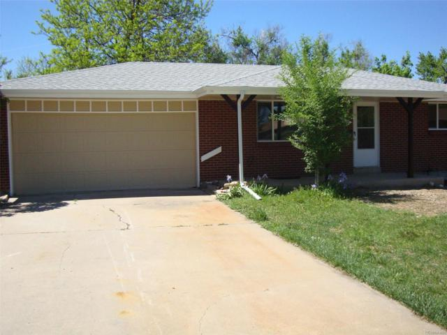 12810 E Nevada Circle, Aurora, CO 80012 (#6446856) :: Wisdom Real Estate