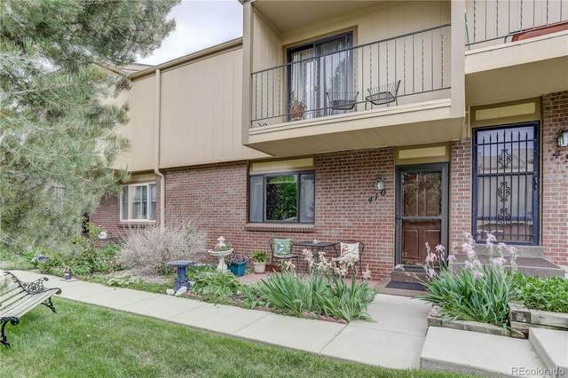 750 Tabor Street #410, Lakewood, CO 80401 (#6447134) :: Re/Max Structure