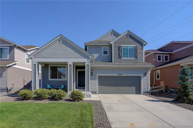 23305 York Avenue, Parker, CO 80138 (MLS #6447508) :: Neuhaus Real Estate, Inc.