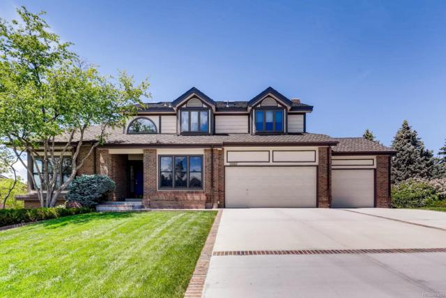 20817 E Shefield Place, Parker, CO 80138 (#6447785) :: The Heyl Group at Keller Williams