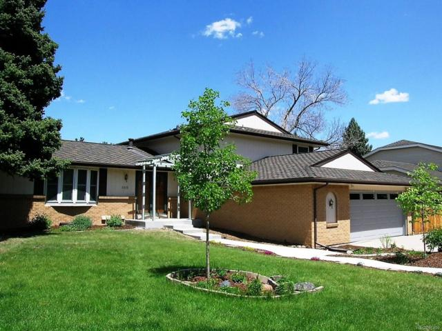 3815 E Mineral Place, Centennial, CO 80122 (#6447915) :: The Heyl Group at Keller Williams