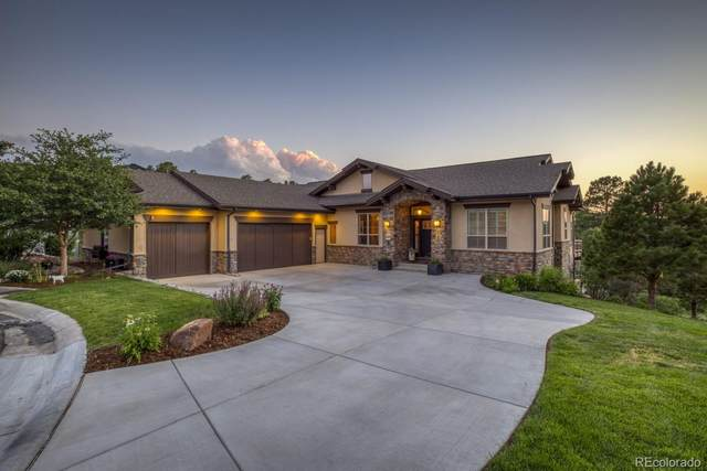 2798 Hawk Point Court, Castle Rock, CO 80104 (#6448142) :: Wisdom Real Estate
