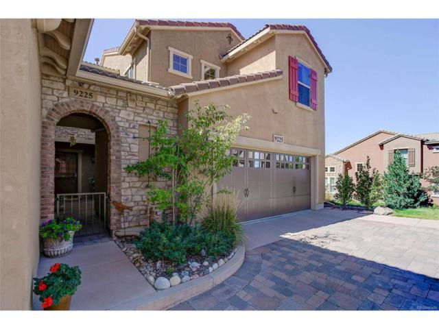 9225 Sori Lane, Highlands Ranch, CO 80126 (#6448200) :: The Griffith Home Team