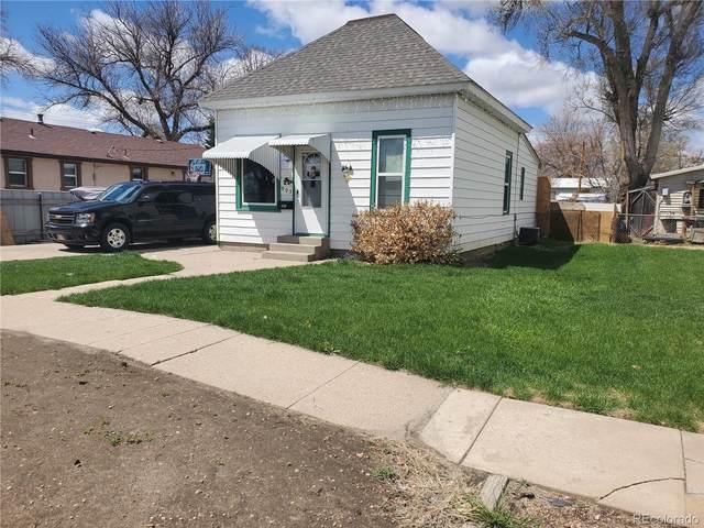 905 Meeker Street, Fort Morgan, CO 80701 (#6448385) :: Kimberly Austin Properties