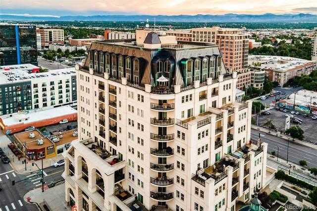 925 N Lincoln Street 14G-S, Denver, CO 80203 (#6448438) :: Kimberly Austin Properties