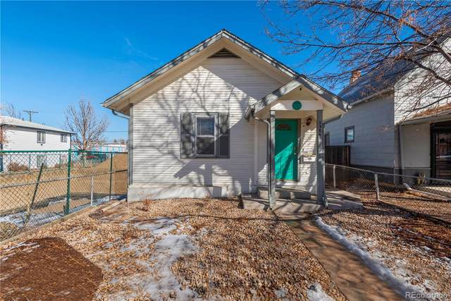 2886 S Acoma Street, Englewood, CO 80110 (#6448755) :: The DeGrood Team