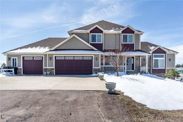 41258 Farmhouse Circle, Parker, CO 80138 (#6448882) :: The Harling Team @ HomeSmart