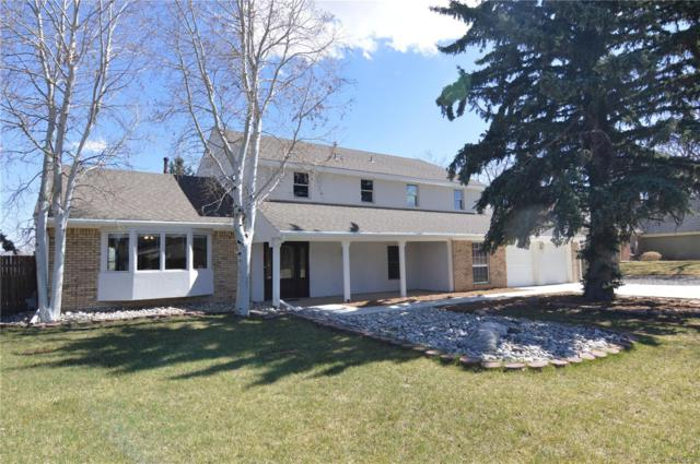 3804 S Xenia Street, Denver, CO 80237 (#6449086) :: The Pete Cook Home Group