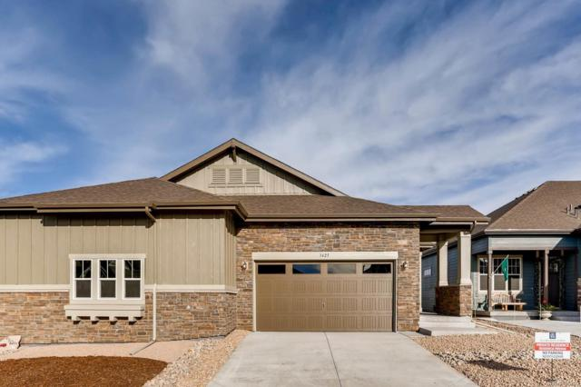 3425 New Haven Circle, Castle Rock, CO 80109 (#6449367) :: The DeGrood Team