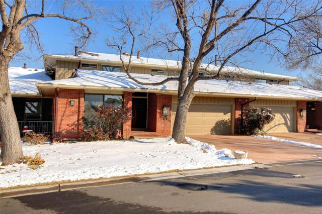 2800 S University Boulevard #22, Denver, CO 80210 (#6449442) :: Wisdom Real Estate