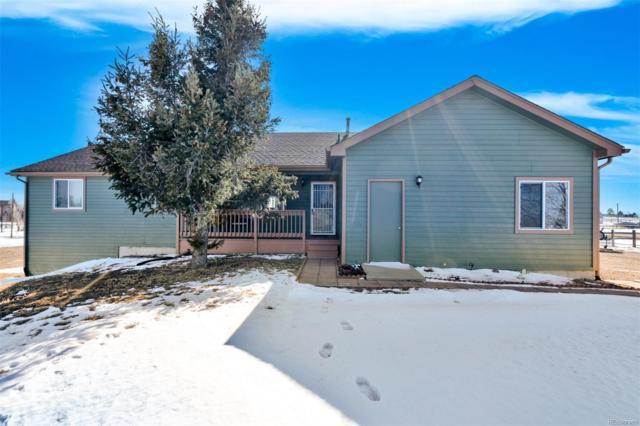 7447 S Shenandoah Drive, Elizabeth, CO 80107 (#6449555) :: Bring Home Denver