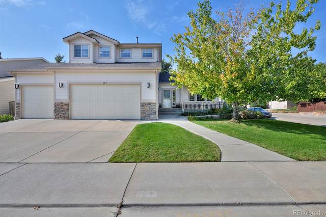 685 Clarendon Drive, Longmont, CO 80504 (#6449646) :: Kimberly Austin Properties