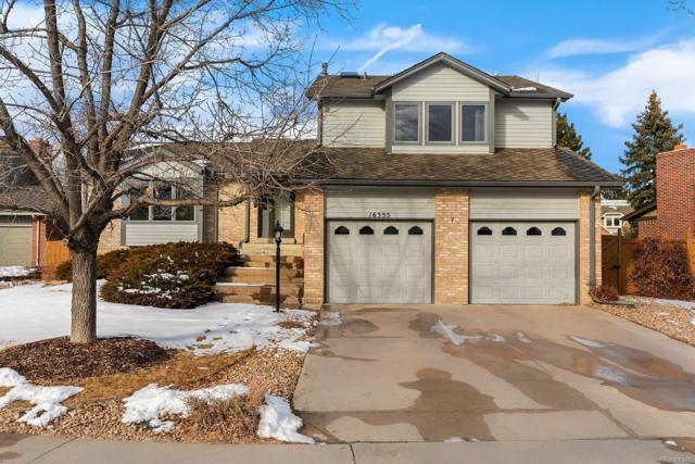 16555 E Berry Place, Centennial, CO 80015 (MLS #6449671) :: Bliss Realty Group