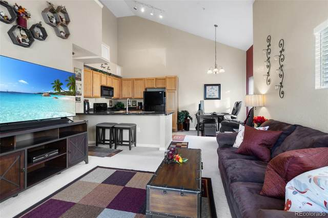 9585 Pearl Circle #204, Parker, CO 80134 (#6449790) :: Finch & Gable Real Estate Co.