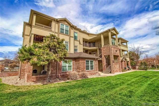 12770 Ironstone Way #204, Parker, CO 80134 (#6449896) :: Briggs American Properties