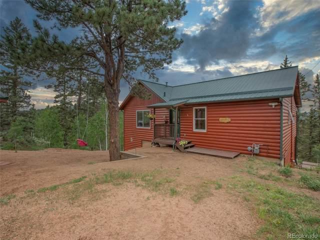 63 Oak Lane, Florissant, CO 80816 (MLS #6450019) :: 8z Real Estate