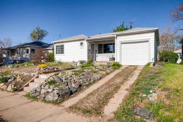 3875 S Bannock Street, Englewood, CO 80110 (MLS #6450032) :: 8z Real Estate