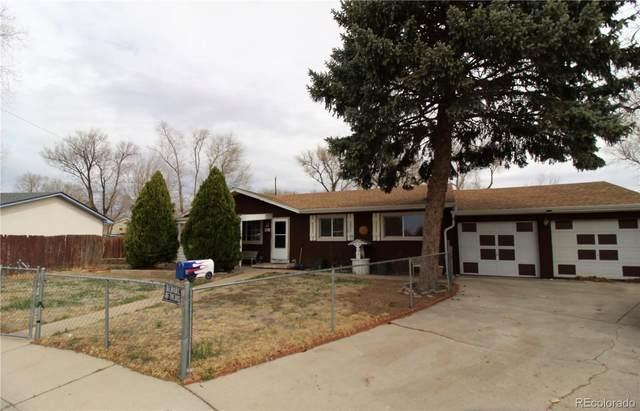 325 Linda Vista Drive, Fountain, CO 80817 (#6450055) :: Stephanie Fryncko | Keller Williams Integrity