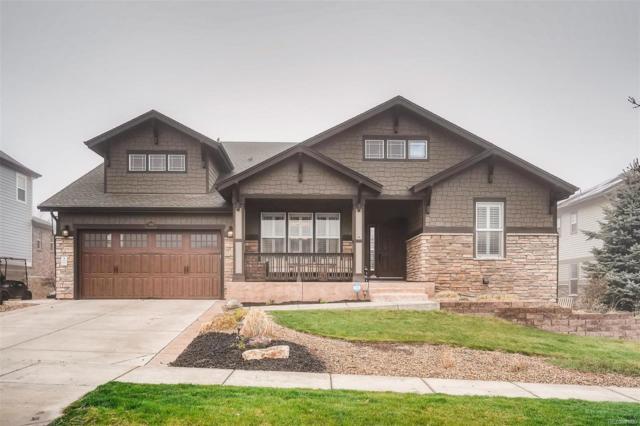 7969 S Blackstone Parkway, Aurora, CO 80016 (#6450137) :: Mile High Luxury Real Estate