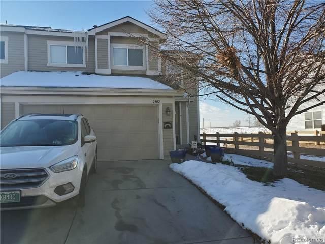 2302 E 109th Drive, Northglenn, CO 80233 (#6450836) :: The Peak Properties Group