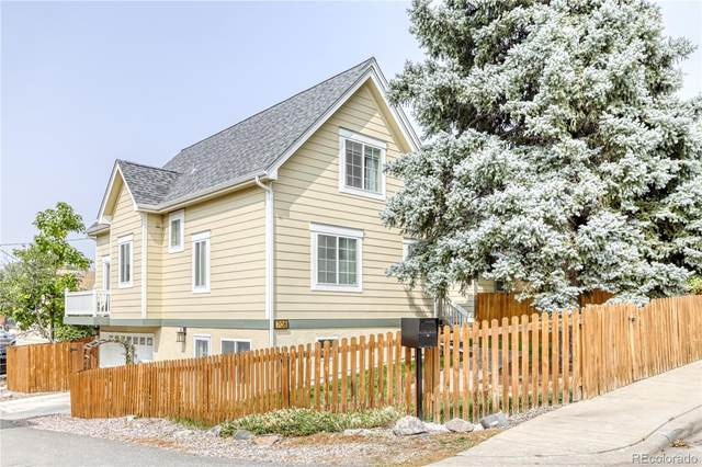 708 2nd Street, Golden, CO 80403 (#6451594) :: The DeGrood Team