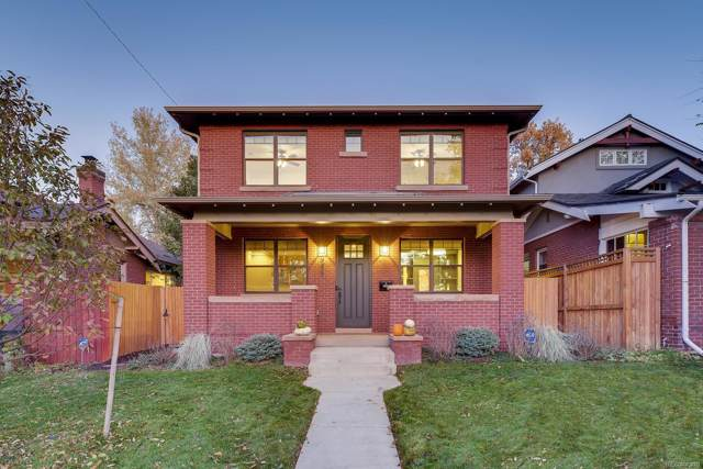 948 S Gaylord Street, Denver, CO 80209 (MLS #6451960) :: Bliss Realty Group