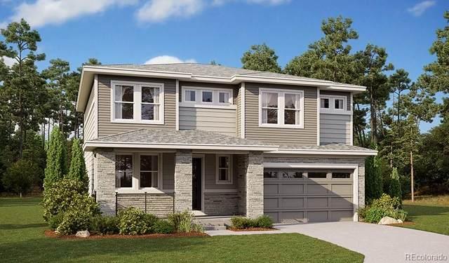 9114 Fraser River Street, Littleton, CO 80125 (#6452074) :: West + Main Homes