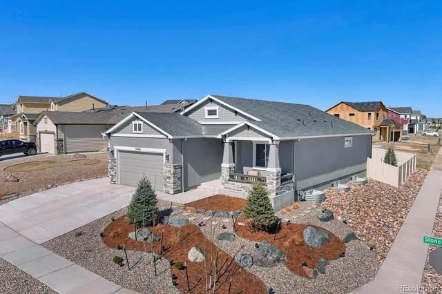 13124 Stone Valley Drive, Peyton, CO 80831 (MLS #6452144) :: 8z Real Estate