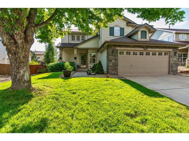 9642 S Dudley Way, Littleton, CO 80127 (MLS #6452353) :: 8z Real Estate