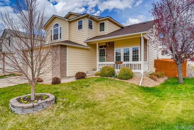5192 S Lisbon Way, Centennial, CO 80015 (#6452407) :: Mile High Luxury Real Estate