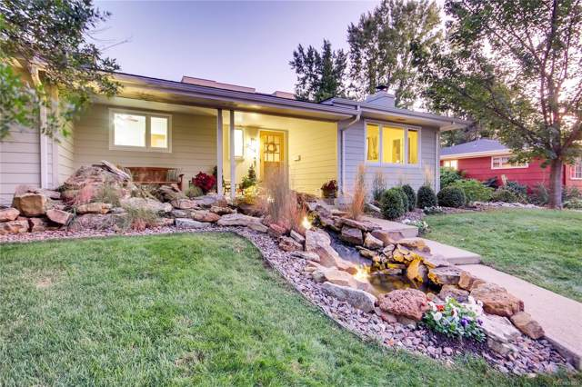 2268 E Floyd Place, Englewood, CO 80113 (MLS #6452752) :: 8z Real Estate