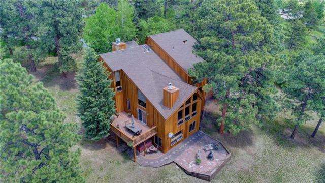 72 W Ranch Trail, Morrison, CO 80465 (#6452757) :: The City and Mountains Group
