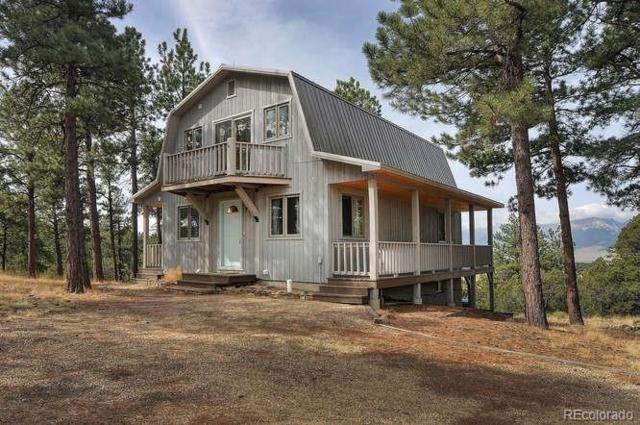 685 Deerhaven Drive, Westcliffe, CO 81252 (#6452808) :: The Griffith Home Team