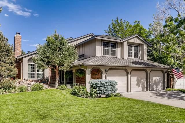 5638 S Olathe Lane, Centennial, CO 80015 (#6452994) :: Mile High Luxury Real Estate