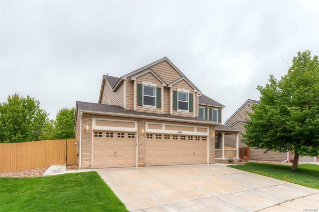 5413 S Sicily Way, Aurora, CO 80015 (#6453165) :: The Healey Group
